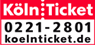Köln Ticket-Logo